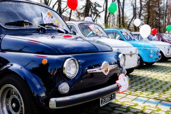 I 60 anni della Fiat 500