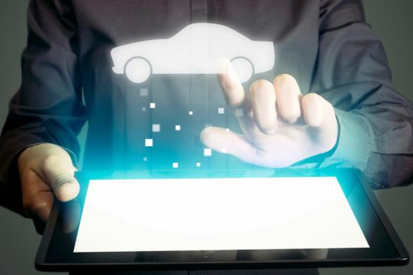 Auto, sicurezza dati