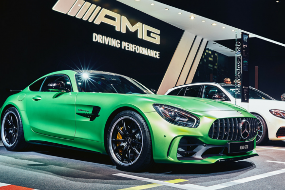 Celebrazioni per AMG Mercedes