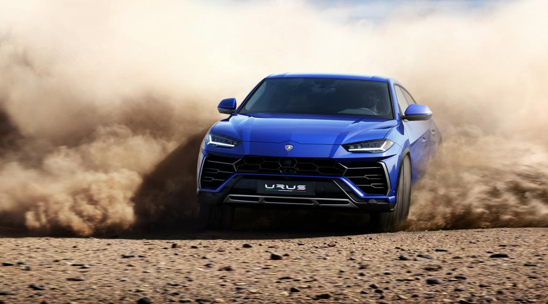 Ecco Urus, il primo super Suv della Lamborghini