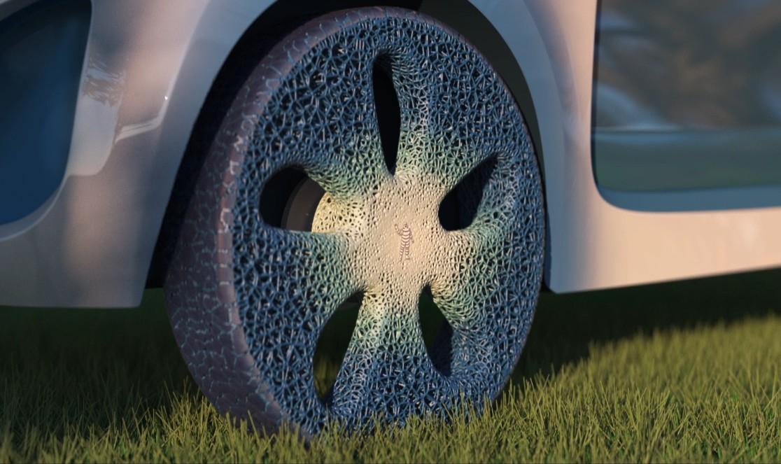 Pneumatici 3D. Il futuro della sostenibilità firmato Michelin