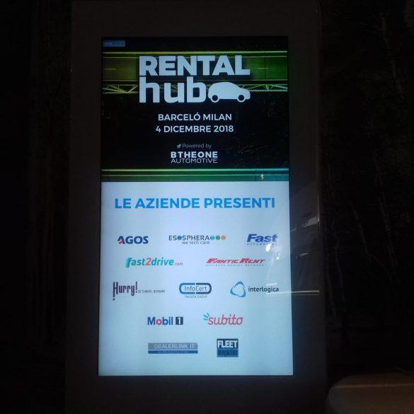 Hurry tra i protagonisti di Rental Hub