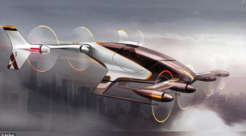 Auto volanti, il futuro della mobilità è in cielo