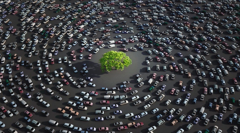 Sempre più auto, sempre meno emissioni