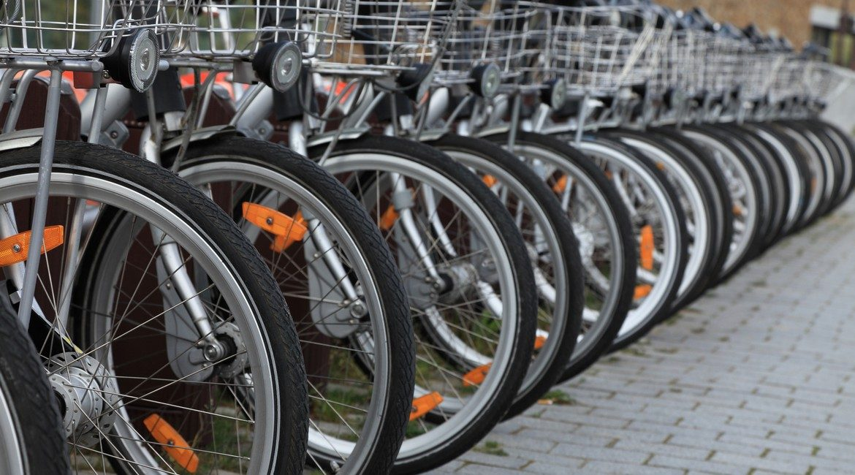 L'Italia regina del Bike Sharing in Europa
