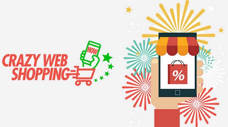 Crazy Web Shopping: al via l'11 novembre