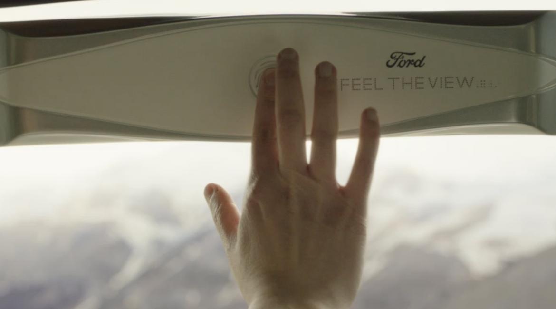 """""""Feel the view"""": Ford a servizio dei non vedenti"""