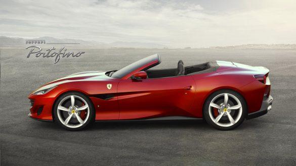Ferrari Portofino: la perla dell'estate
