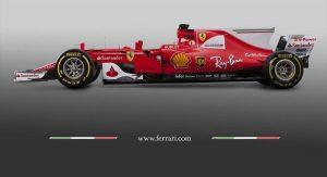 Sf70H, la nuova Ferrari