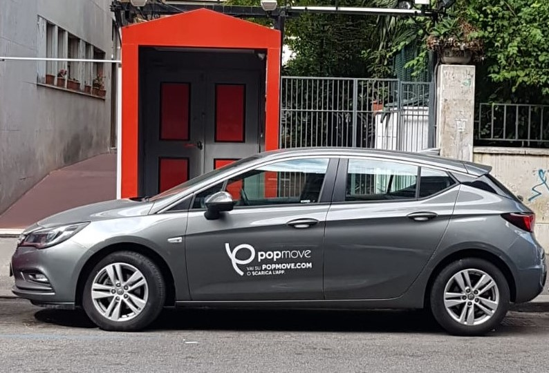 "Popmove riparte in sicurezza con ""Covid Car Free"""