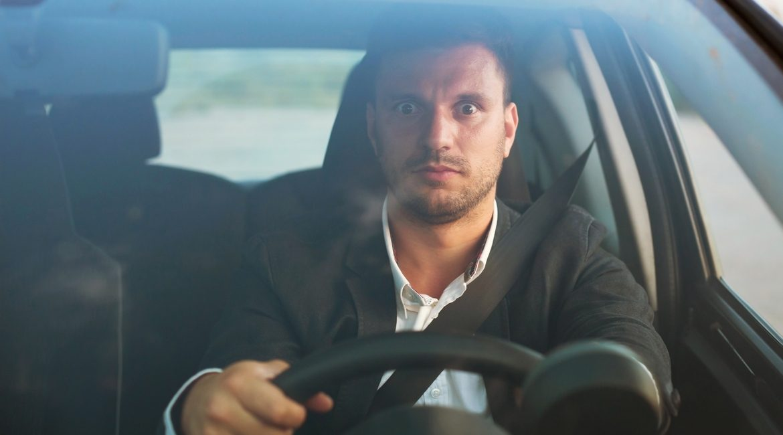Paura alla guida, un italiano su due ne ha sofferto