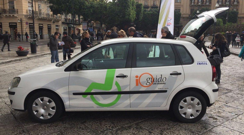 Arriva il Car Sharing per disabili. Palermo precursore in Europa