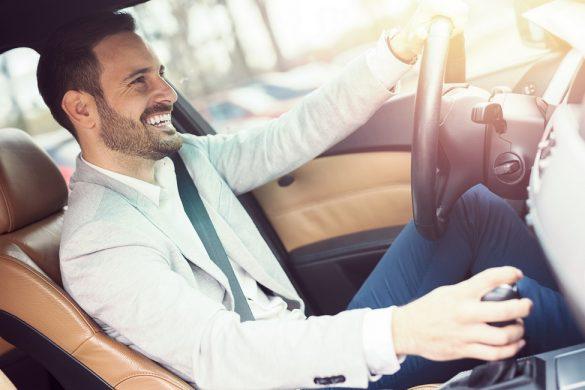 Il piacere della guida Hurry noleggio