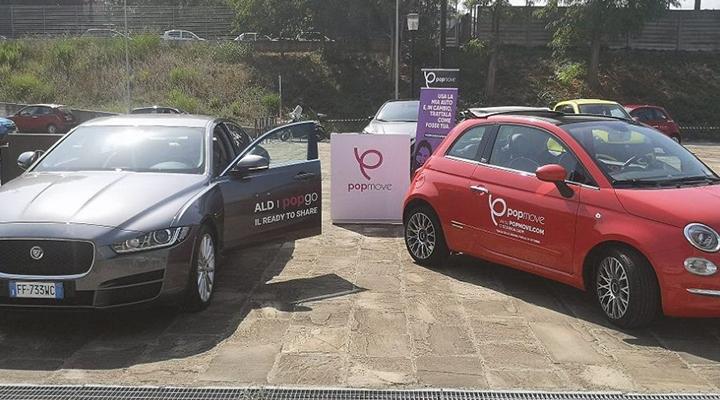 In Italia si rafforza la mobilità condivisa, Popmove lancia le nuove offerte