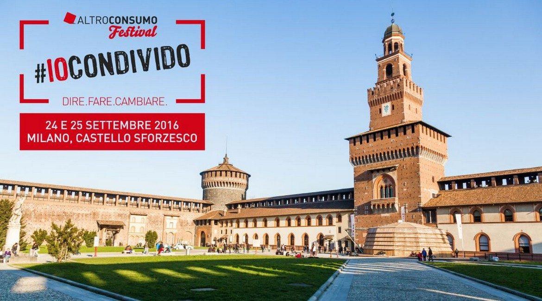 #IoCondivido, a Milano si celebra la sharing economy