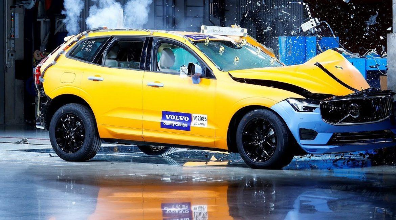 Le sette auto più sicure del 2017