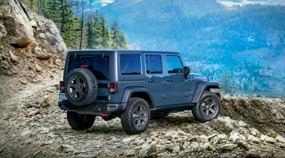 Jeep Wrangler 2018: il miglior SUV di sempre?