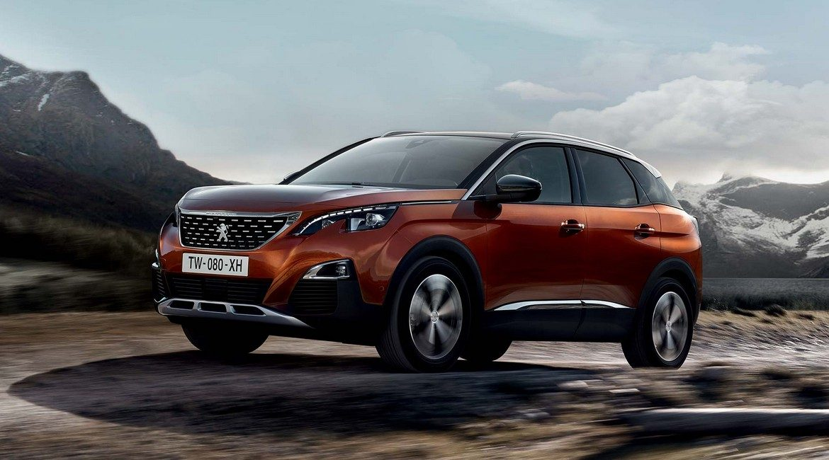 Peugeot 3008, car of the year
