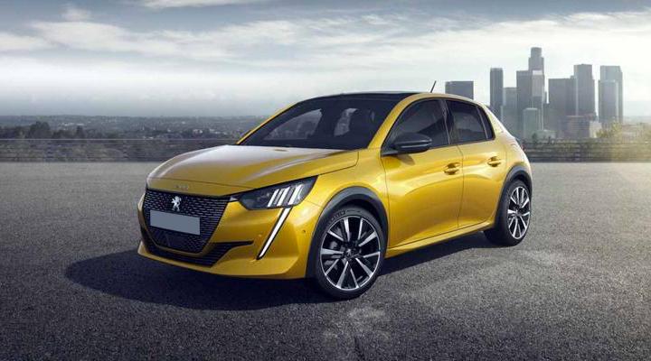 La Peugeot 208 auto dell'anno 2020