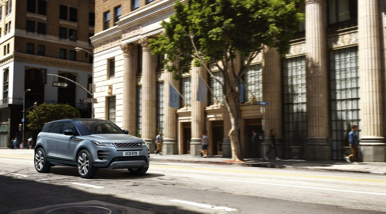 Ecco la nuova Range Rover Evoque