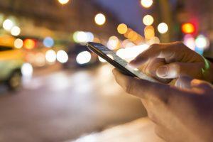 Lo smartphone che rivoluziona i trasporti