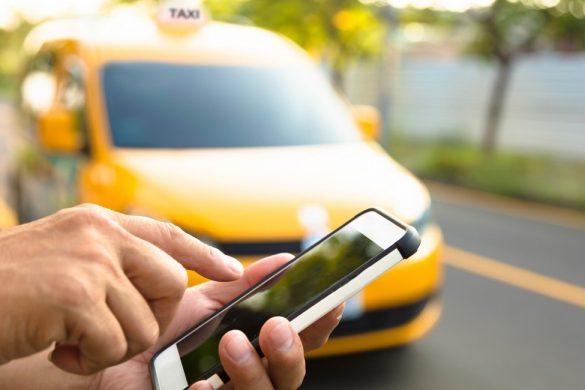 Taxi a guida autonoma