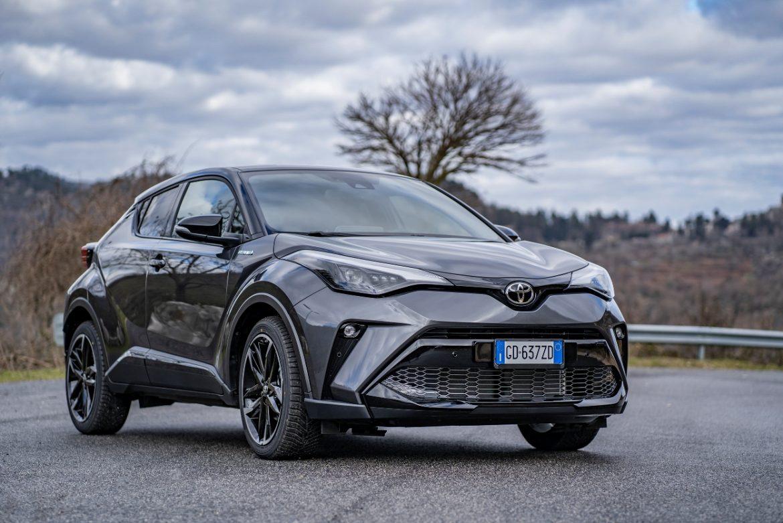 La C-HR cambia pelle con la Toyota GR Sport