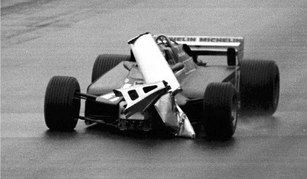 All'asta la Ferrari 308 di Villeneuve: un milione di euro per un'auto da record