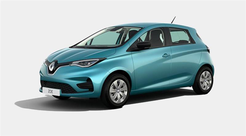 Renault Zoe: l'elettrica più desiderata in Europa